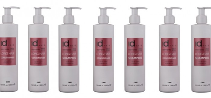 Discover IdHAIR ELEMENTS XCLUSIVE CARE LONG HAIR RANGE