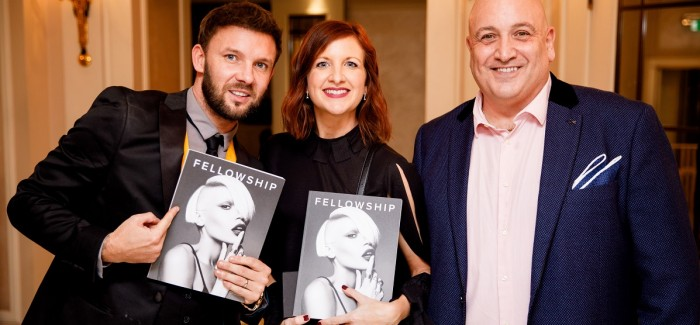 Inside The Fellowship for British Hairdressing luncheon and awards