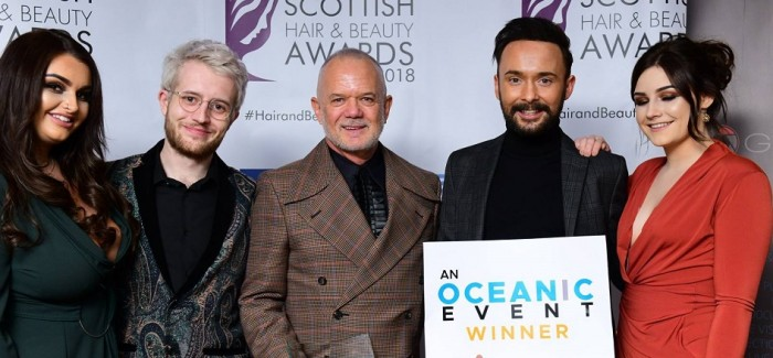 2018 SCOTTISH HAIR AND BEAUTY AWARDS: OUTSTANDING SALON ISHOKA