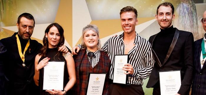 Meet the 2019 F.A.M.E. Team: Lora Griffin, Simon Webster Hair