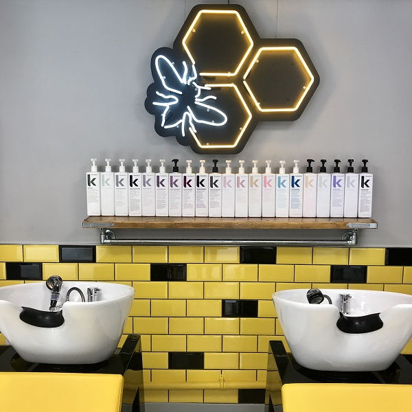 Hive interior - www.salonbusiness.co.uk