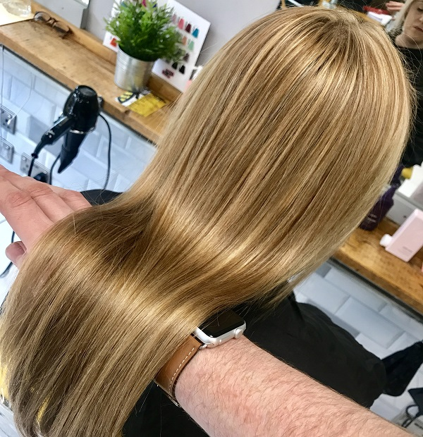 Hive Hair Transformation - www.salonbusiness.co.uk