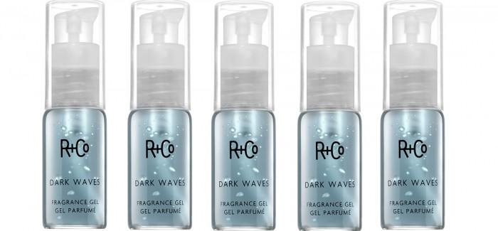 Discover Dark Waves fragrance gel by R+Co