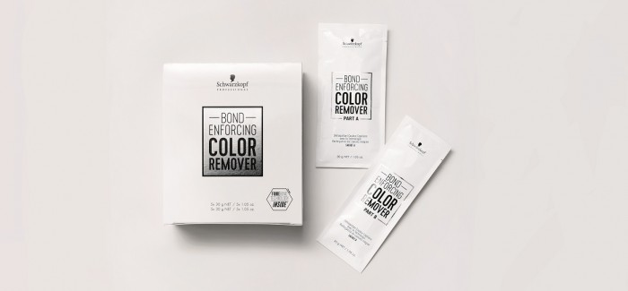 Schwarzkopf Professional Launches its 1st Color Remover with Bond Enforcing Technology!