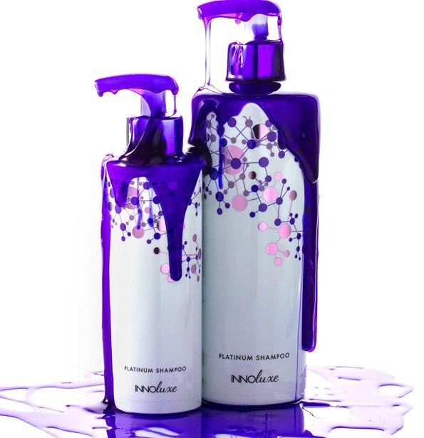 INNOluxe Platinum Shampoo 001 - www.salonbusiness.co.uk