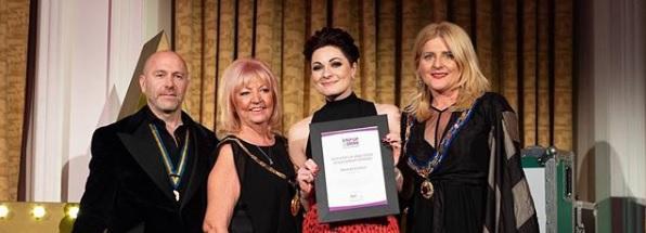 Amanda Linehan wins prestigious Step Up & SHINE scholarship