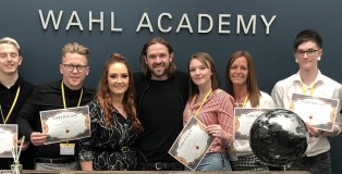 Barber Project Day at Wahl - www.salonbusiness.co.uk