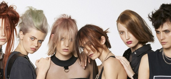 Schwarzkopf Professionals 2019 Young Artistic Team take on Essential Looks