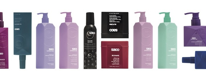 SACO is launching its haircare line in the UK