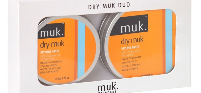 Introducing muk Haircare's Brand New Christmas Gift Pack Range