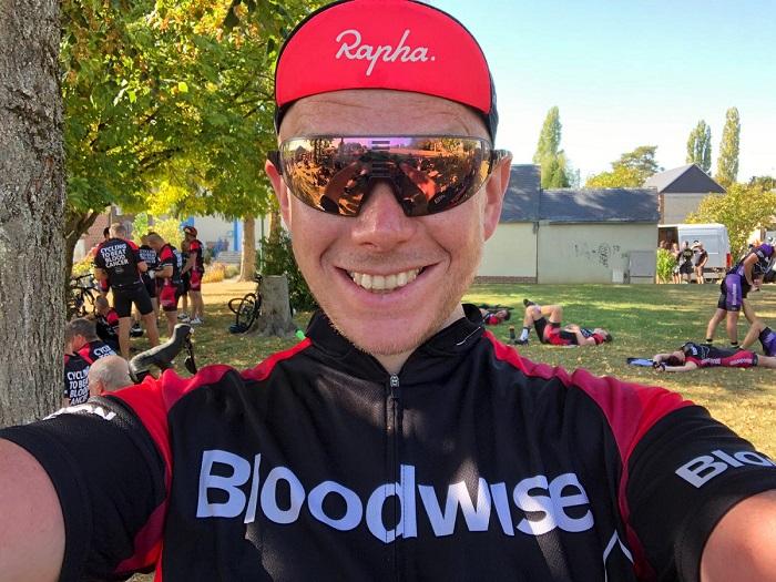 charity bike ride - www.salonbusiness.co.uk
