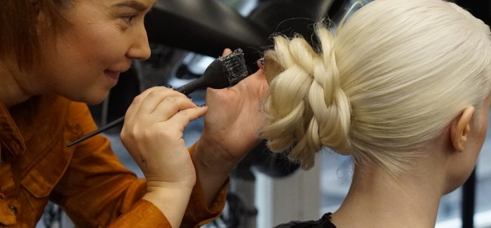CENTRAL HAIR LEARNERS ROCK THE CATWALK AT WELLA