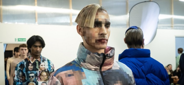 Collections To Inspire: London Fashion Week Men's X ANTI