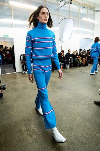 London Fashion Week Menswear Autumn Winter 2020 - Xander Zhou - www.salonbusiness.co.uk