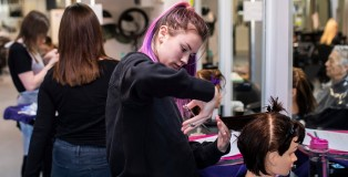 Central Hairdressing Academy Opening - www.salonbusiness.co.uk