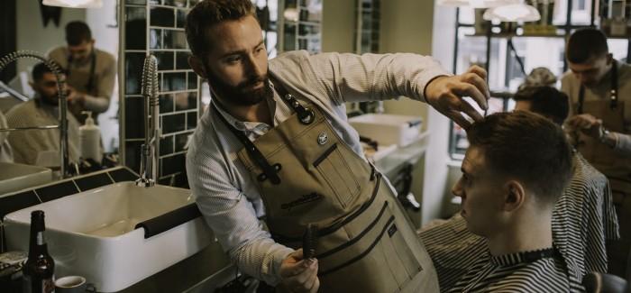 KIT BAG MUST HAVES: Adam Gore, Barberology