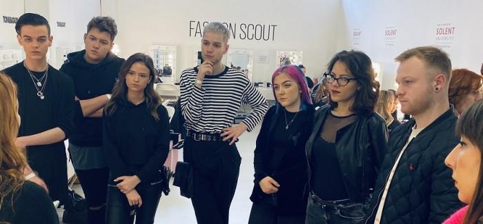 ClubStar Art Team Style London Fashion Week