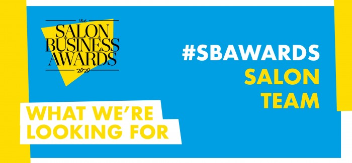 #SBAwards: Make Your Salon Team applications Stand Out