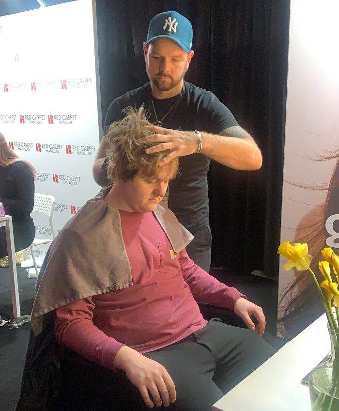 LEWIS CAPALDI - www.salonbusiness.co.uk