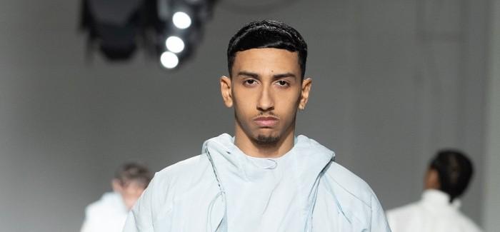 TBT: LONDON FASHION WEEK – Electric At Fashion East SAUL NASH SHOW