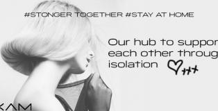 KAM Isolation Hub - www.salonbusiness.co.uk