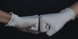 wella uk donates gloves - www.salonbusiness.co.uk