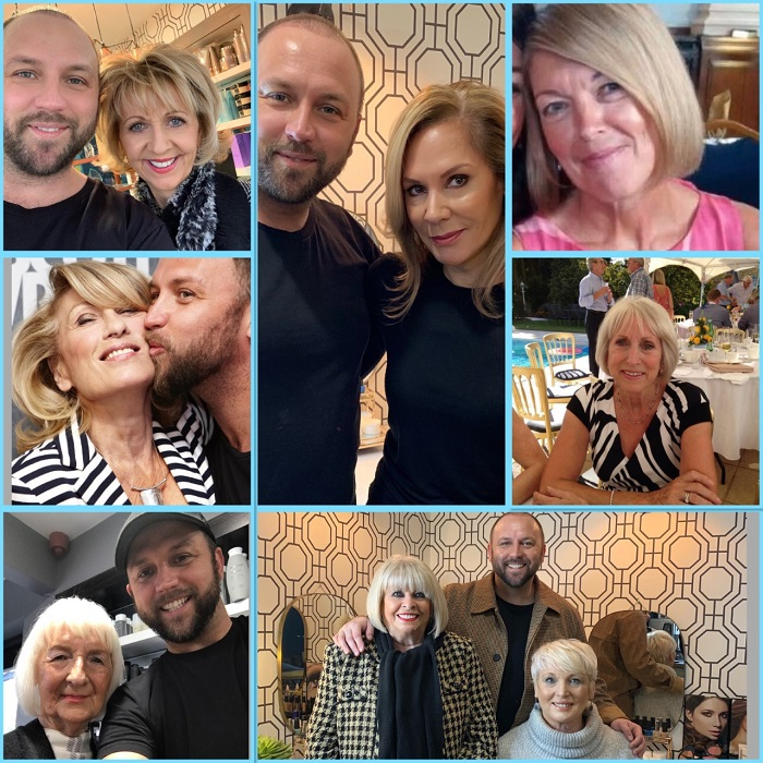 Friday Ladies Collage - www.salonbusiness.co.uk