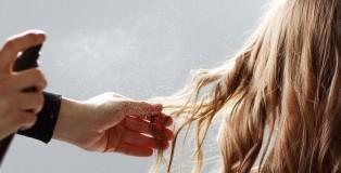 hair spray - www.salonbusiness.co.uk