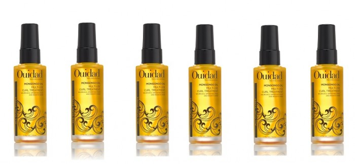 Ouidad's Mongongo Oil is the summer hair protection all curly girls need