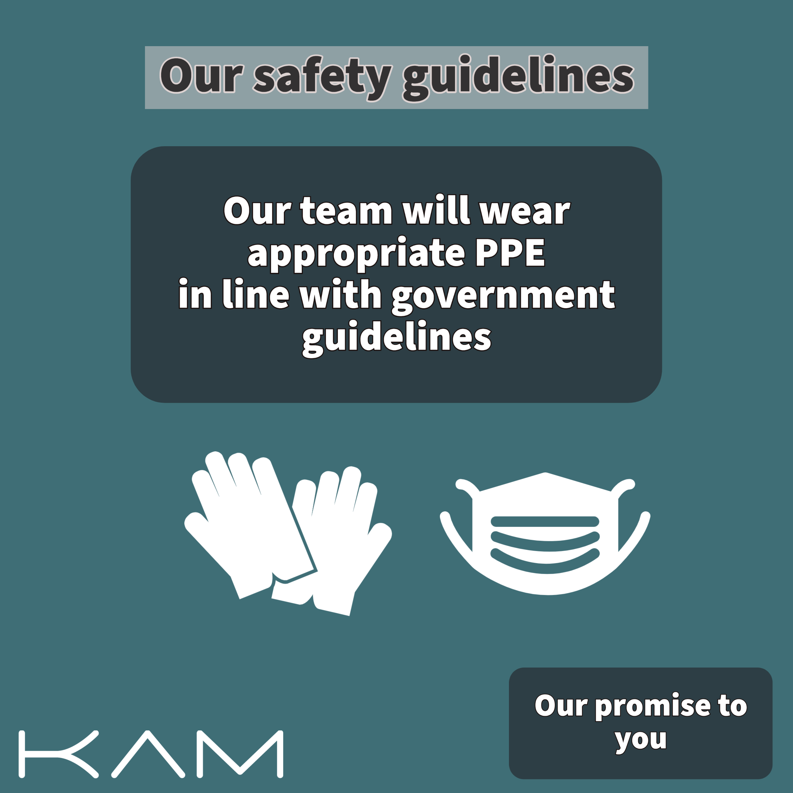 PPE at KAM - www.salonbusiness.co.uk