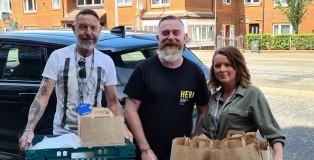 giving back - www.salonbusiness.co.uk