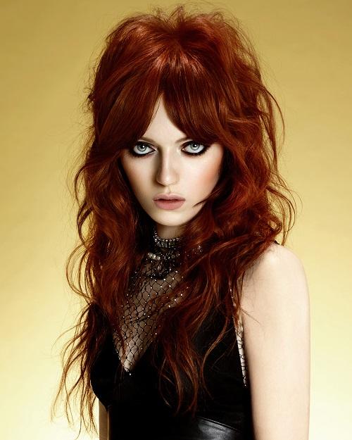 effortless hair trend - www.salonbusiness.co.uk