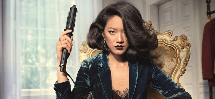 ghd Step by Step: Full Bodied Volume