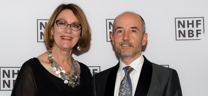 Hilary Hall steps down as NHBF Chief Executive