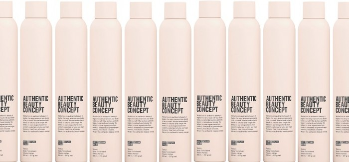 AUTHENTIC BEAUTY CONCEPT Launches new styling hero: Airy Texture Spray