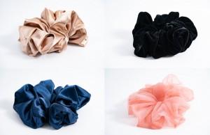 Hair Flair Scrunchies - Capri - Single - www.salonbusiness.co.uk