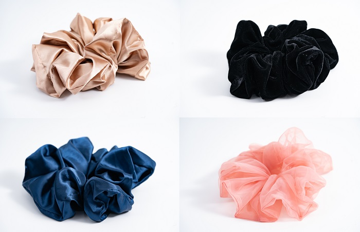 Hair Flair Scrunchies - Capri - Single - www.salonbusiness.co.uk