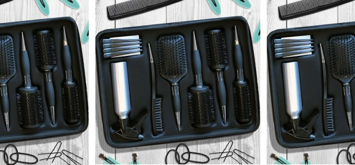 Kent Salon Pro Brush Kit makes for the Perfect Christmas Gift
