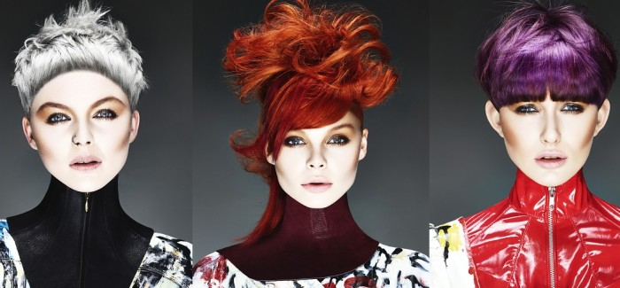 Collections To Inspire: 'Graffiti' by TH1 Hair Director, Thomas Hills and Lauren Killick