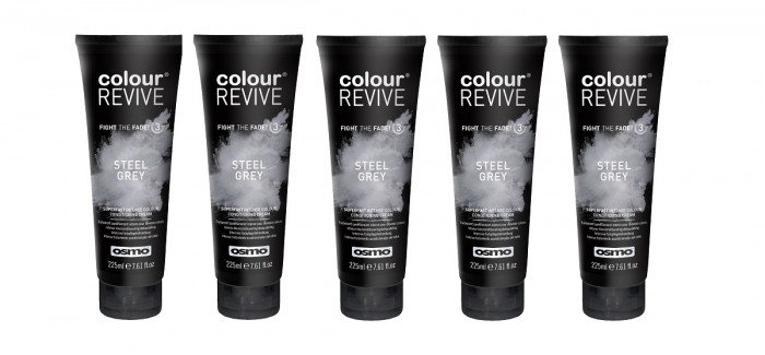 Update Your Grey With OSMO® COLOUR REVIVE®