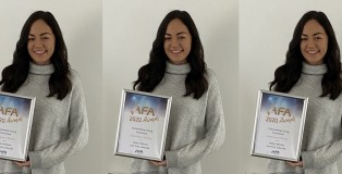 Holly AFA award win - www.salonbusiness.co.uk