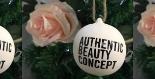 authentic beauty concept bauble - www.salonbusiness.co.uk