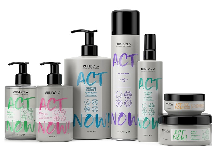 Act Now Range - www.salonbusiness.co.uk