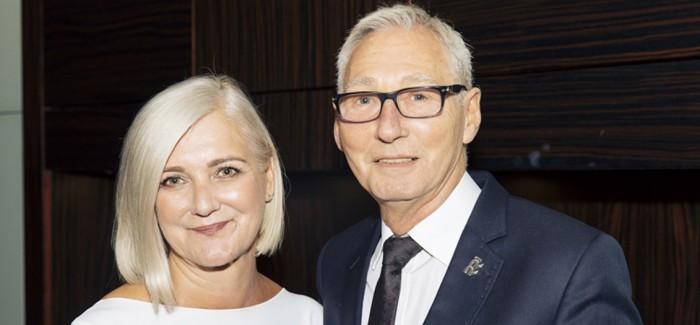 Rainbow Room International Founders Awarded OBE
