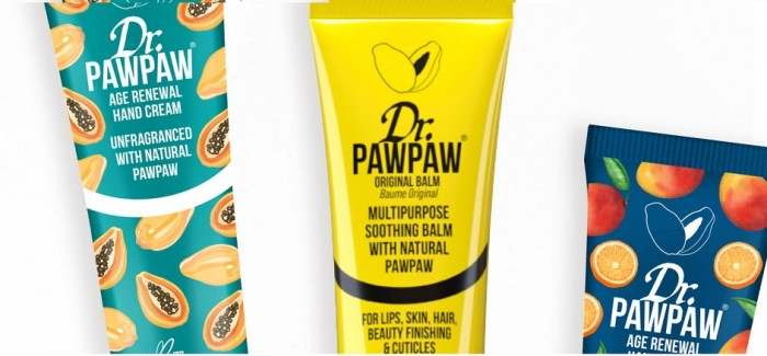 Dr.PAWPAW re-launches frontline campaign