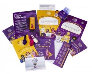 Little Princess Trust Promotion Pack - www.salonbusiness.co.uk