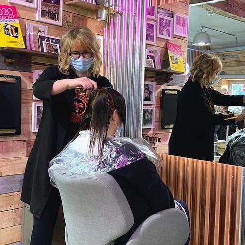 Brooke Evans April 2021 - www.salonbusiness.co.uk