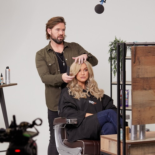 Fudge Professional In the Chair Vicky Pattison (10) - www.salonbusiness.co.uk