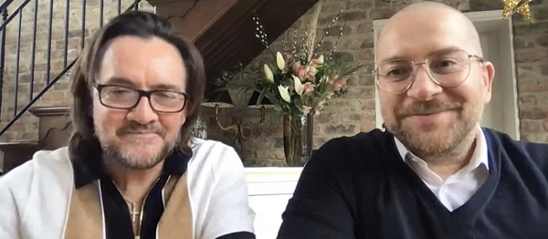 Gary Hooker and Michael Young - www.salonbusiness.co.uk