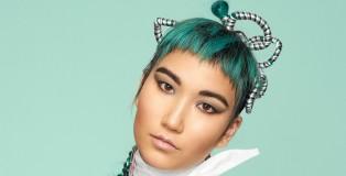 Mint hair colour - www.salonbusiness.co.uk